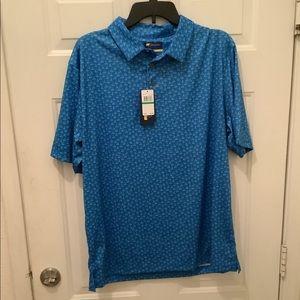 Men's Jack Nicklaus large golf shirt